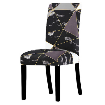 All Black Color Chair Cover Washable Removable 5 Chair And Sofa Covers