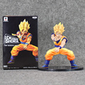 Dragon Ball Z Son Gokou Dramatic Showcase Figure Dragon Ball Z 13CM PVC Action Figuras Model Toy 13cm