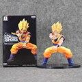 Escaparate Espectacular de Dragon Ball Z Goku Figura de Dragon Ball Z 13 CM Figuras de Acción DEL PVC Modelo de Juguete 13 cm