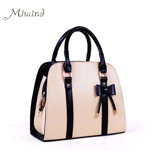 Hot selling women leather handbag shell women messenger bags fashion Crossbody bag for women 9 colors BG59