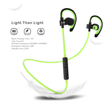 Sowak 4.1 Bluetooth Headset Headphones IPX4 Sweatproof Headphones Stereo Headset Headphone Bluetooth Wireless Sport with MIC