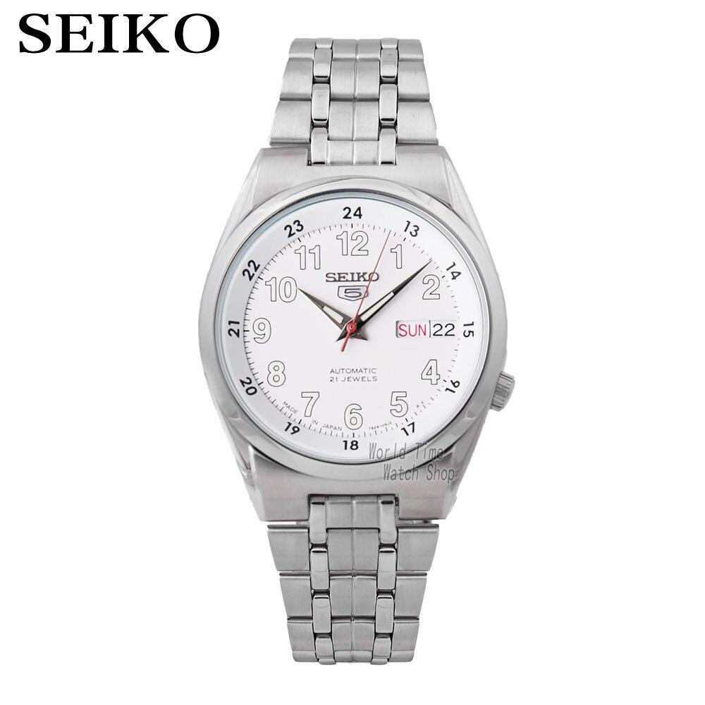 seiko watch men 5 automatic watch Luxury Brand Waterproof Sport men watch mens watches waterproof watch