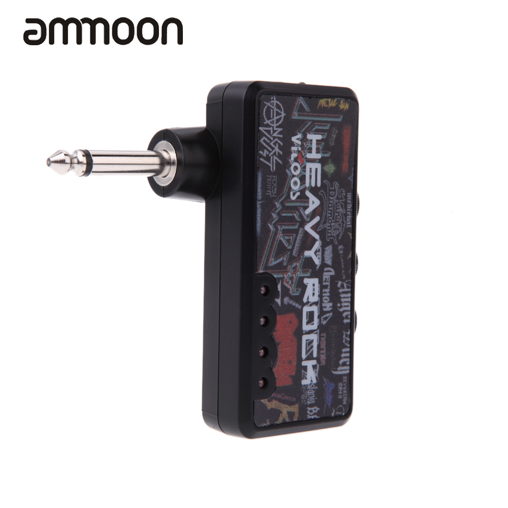 hot sale portable guitar amplifier electric guitar mini headphone amp light weight design heavy. Black Bedroom Furniture Sets. Home Design Ideas