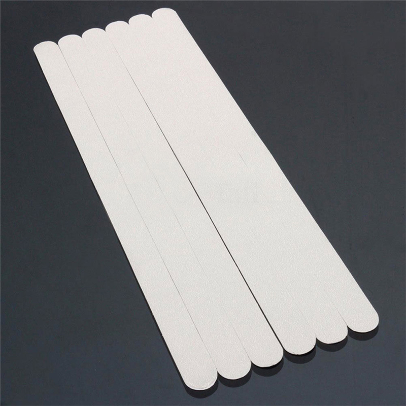 6PCS Bath Grip Anti Slip Stickers Shower Strips Pad Flooring Safety Tape Mat Applique Sticker Bath Tub Sanitary Ware Suite