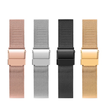 Milanese Loop Bracelet Band For Daniel Wellington Strap Stainless Steel Watch Quick Release Watchband 12mm -18mm-20mm #C