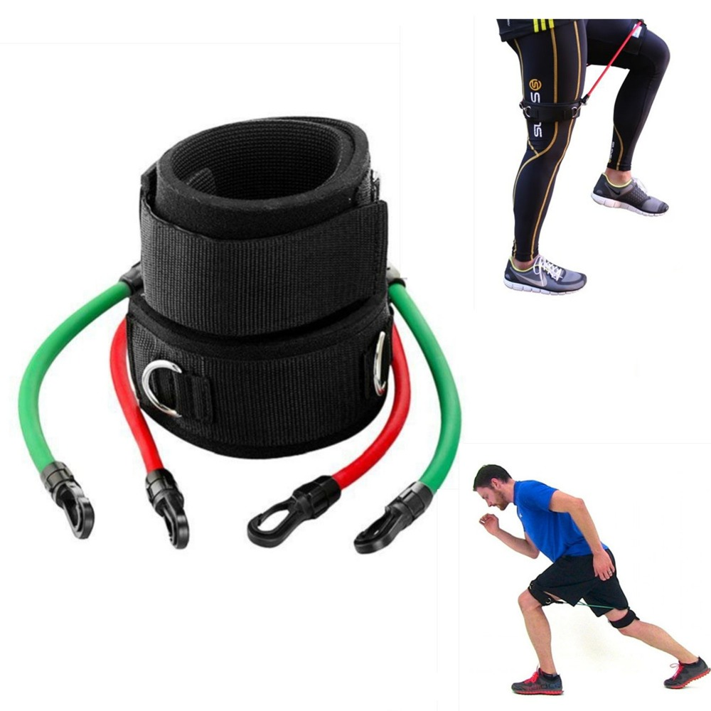 Leg Straps Speed Strength Training Resistance Trainer