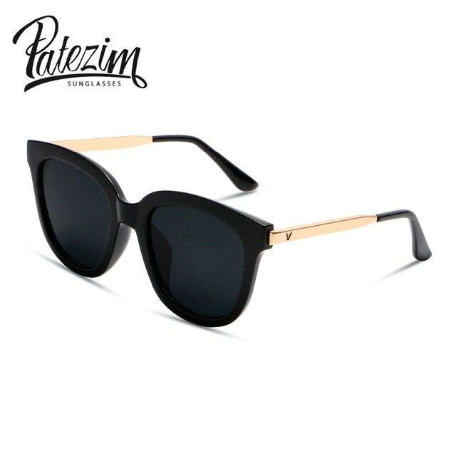 Patezim Classical Women Polarized Sunglasses Vintage Ladies