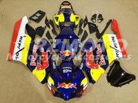 ACE KITS New ABS Injection Fairings Kit Fit For HONDA CBR1000RR 2004 2005 CBR1000RR 04 05 Blue F88