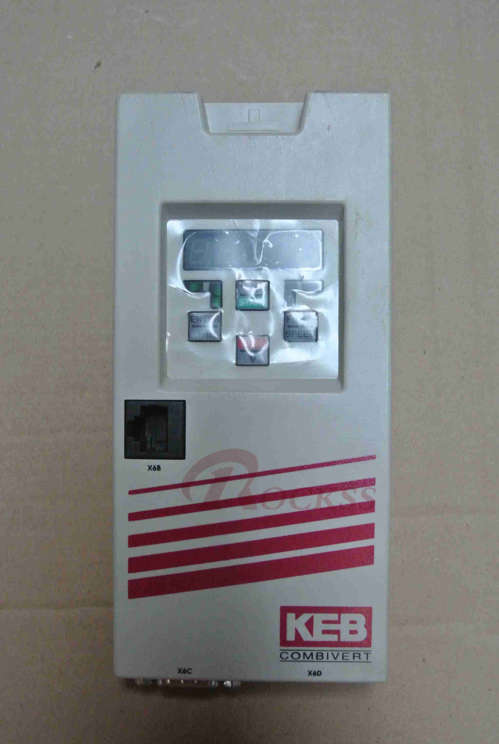 Brand new control panel 00f5060-5013 / ems