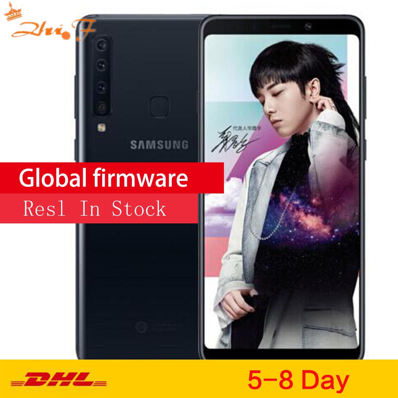 Novo Samsung Galaxy A9s A9200 LTE Mobil Telefone 6.3