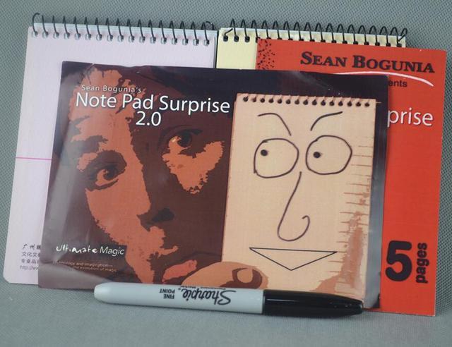 Note Surprise 2.0, accessoires de fête de magicien à fermer, accessoires de fête, trompette, Illusion drôle