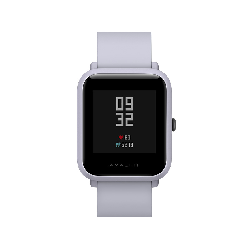Huami Amazfit Bip Smart Watch Bluetooth GPS Sport Heart Rate Monitor IP68 Waterproof Call Reminder MiFit APP Alarm Vibration 5