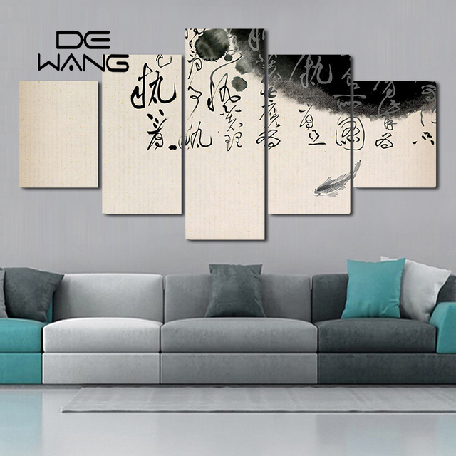Oil Painting Canvas Painting By Number Dewang Abstract Home Goods Wall Art  Canvas Painting For Living