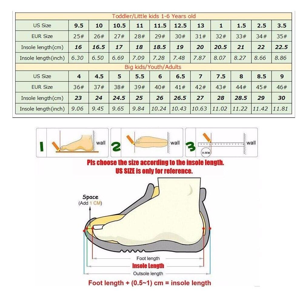 Summer Led Fiber Optic Shoes