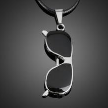 2017 New Fashion Shades Sunglasses Pendant Man Necklace Women Boy Jewelry