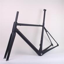 WINOWSPORTS 2018 Сверхлегкий углерода шоссейный велосипед рама колесная T800 углерода дорожный велосипед набор Рам 48 51 54 см с подседельный гарнитура
