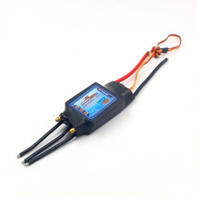 HobbyKing HK B125A ESC 125A BEC 5V 5A 2 7S water proof electronic speed controller with