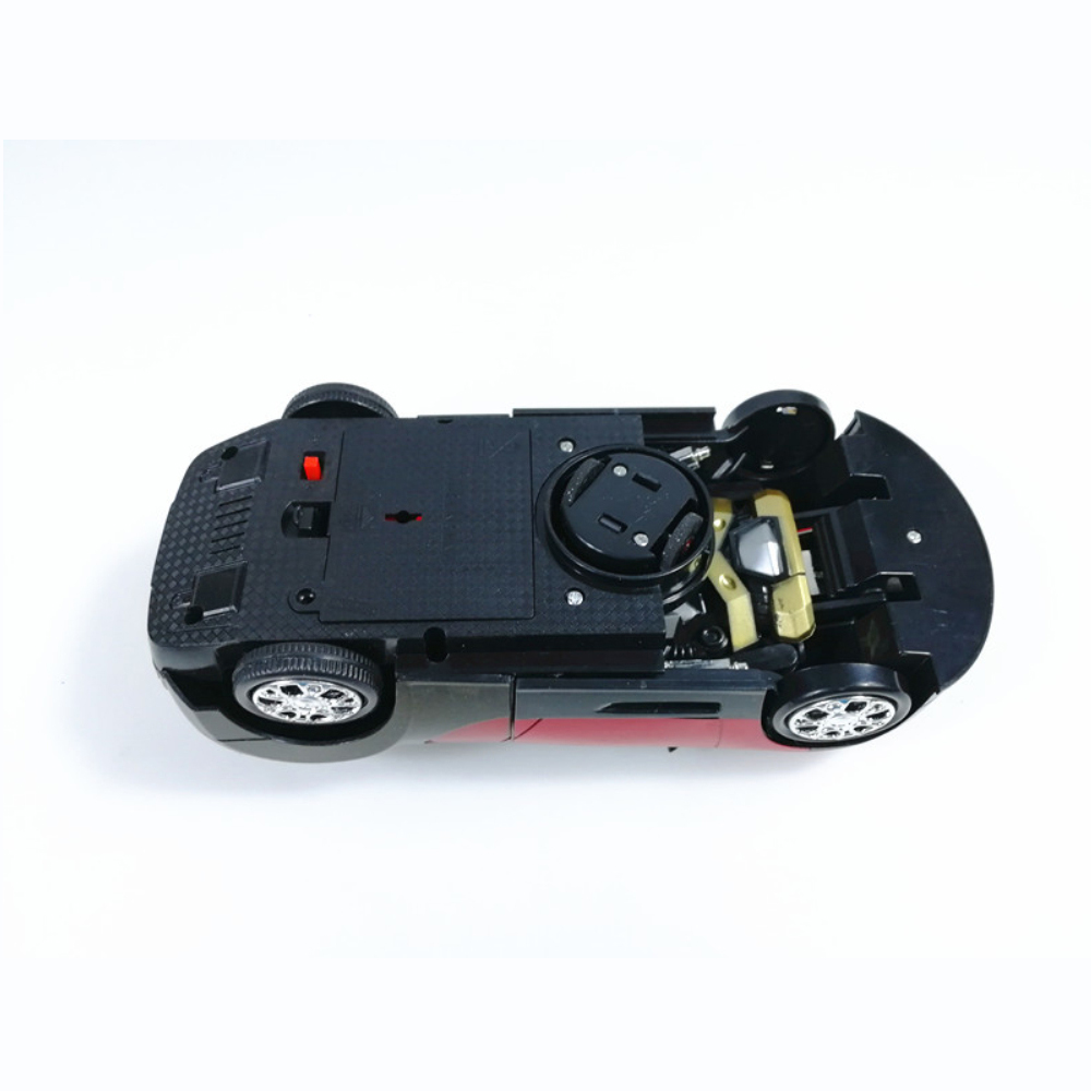 Electronic Transformer Robot Toy Car 5