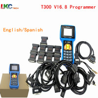 Professional Universal Top Rated V16.8 T300 Key Programmer Support Multi-brands T300 Auto Key Programmer with English/Spanish