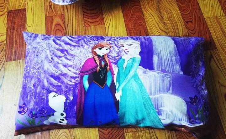 Cheap Bedroom Sets Kids Elsa From Frozen For Girls Toddler: Purple Frozen Elsa Anna Bedding Sets Girl's Children's
