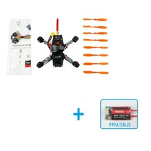 130GT PNP 130mm 4CH Mini FPV RC Racing Drone Carbon Fiber Frame Camera Quadcopter with Futaba SBUS Receiver F19952