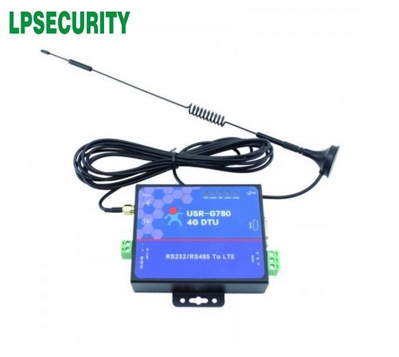 4g Dtu Modem Usr-g780 Transparente Daten übertragung, Unterstützung 4 Steckdosen, Unterstützung Tcp Und Udp