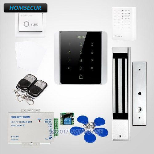 HOMSECUR Waterproof Wiegand 26/34 Anti-Vandal 13.56Mhz IC Access Control System+Backlight айзек хейс isaac hayes joy