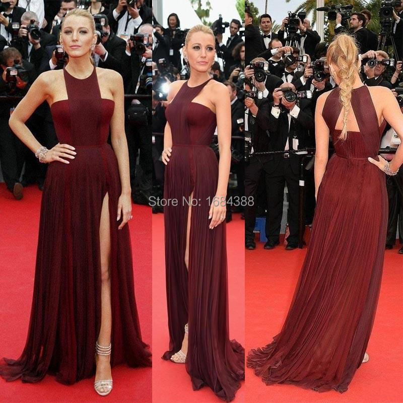 Compare Prices on Blake Lively Red Dress- Online Shopping/Buy Low ...