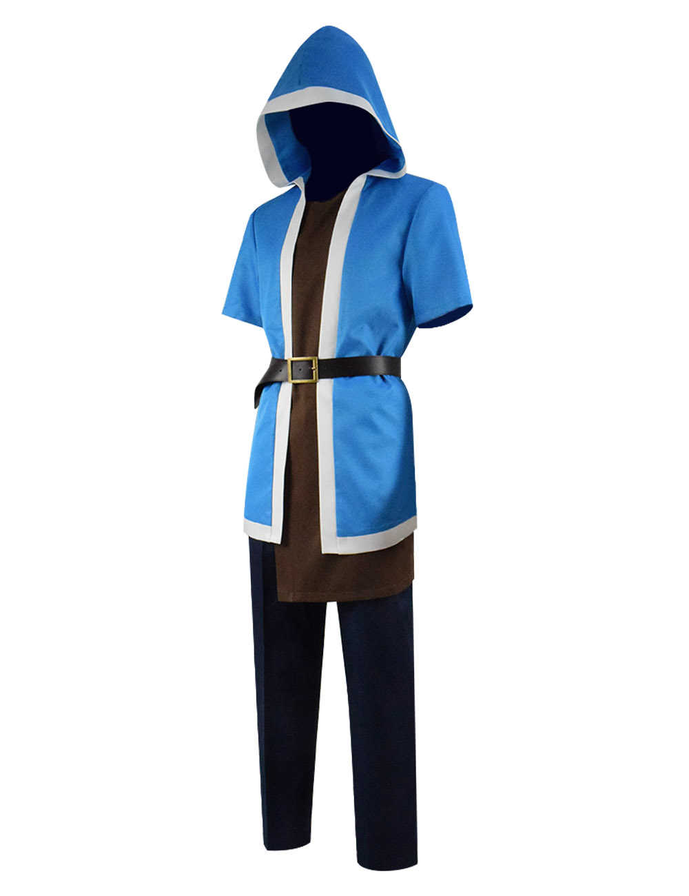 Affrontement Clans assistant Cosplay Costume ensemble complet tenue Halloween mascarade Cosplay Costume - 4