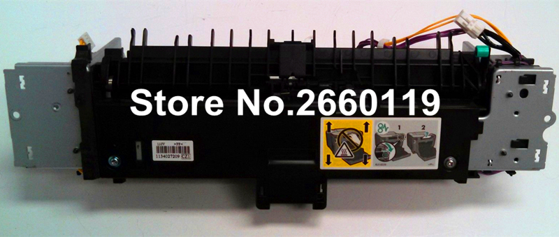 Printer heating components for HP CP2025 CP2025N CP2025DN RM1-6738 RM1-6739 printer Fuser Assembly fully tested цена 2017