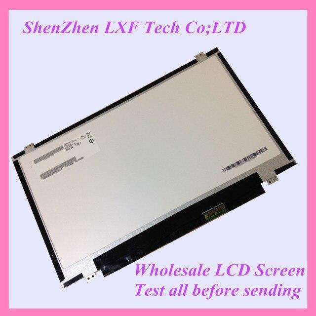 """14.0 """" матовая WXGA тонкий из светодиодов экран B140RW02 т . LP140WD2 TLG1 LTN140KT03 FRU : 93P5693 / 04W3921"""