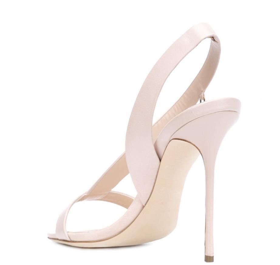 Américaine Nouvelle Blanc De Mariage Sexy Été En Européenne Et Hauts Printemps Talons Banquet Chaussures Catwalk Mode YpqgZv