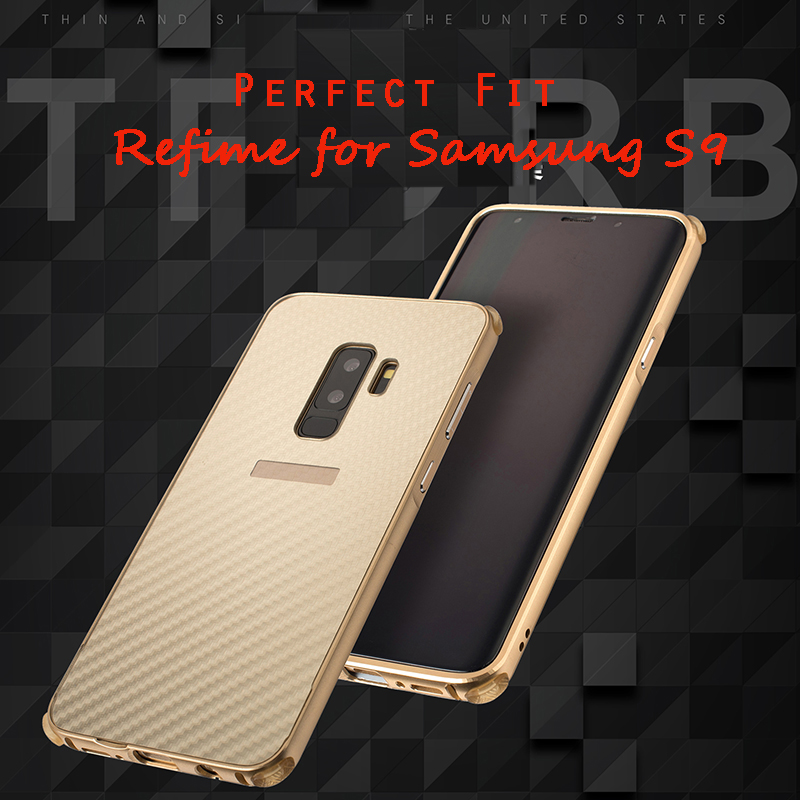 Suntaiho Phone Case For Samsung s9 s9 Plus s8 s8 Plus Note 8 Carbon Fiber Anti-knock Back Cover For Samsung Galaxy S7 S7 edage