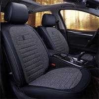 Universal pu leather linen car seat cover for chery a1 arrizo chery a3 e3 fulwin2 a13 j2 indis tiggo 2 3 tiggo5