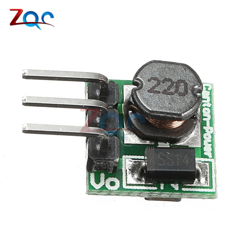 DC-DC 0.8-3.3V to 3.3V Step Up Boost Power Module For Arduino Voltage Converter Mini Module For Arduino