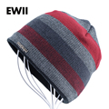 2017 Winter cap men knitted beanie hats for men beanies wool solid color hat skullies bonnet enfant boy chapeu warm cap gorro