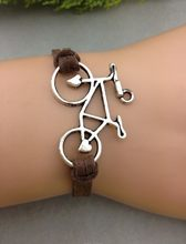 1pc bicycle bracelet,best friend gifts,boyfriend girlfriend birthday gifts 1135(China)