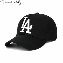 a95729270cd New Fashion LA Baseball Caps Dodgers Embroidery Hip Hop bone Snapback Hats  for Men Women Gorras