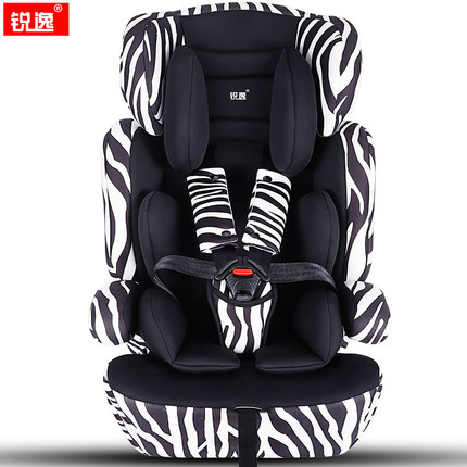5 color child car safety seat childrend safety seats for kids aged 0-4-6-12 years old with ISOFIX suit for 9kg-36kg baby beibei cassie lb 363 car seats between 0 and 4 years old