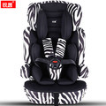 5 color child car safety seat childrend safety seats for kids aged 0-4-6-12 years old with ISOFIX suit for 9kg-36kg baby