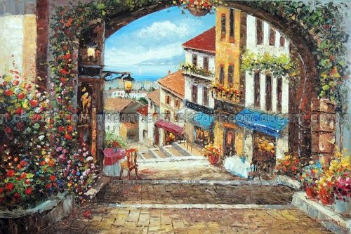 image gallery italian bistro paintings