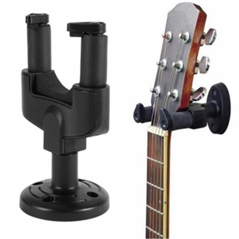 1 Set Electric Guitar Wall Hanger Holder Stand Rack Hook Mount for All Size Guitars Universal String Instruments Wall Hanger