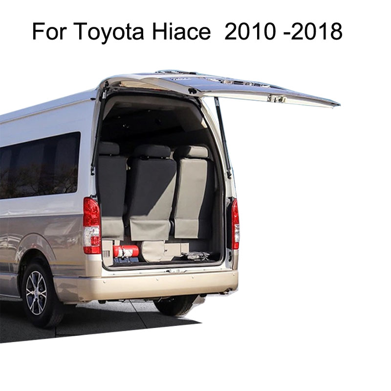 Auto Electric Tail Gate For Toyota Hiace 2010 2011 2012 2013 2014 2015 2016 2017 2018 Remote Control Car Tailgate Lift