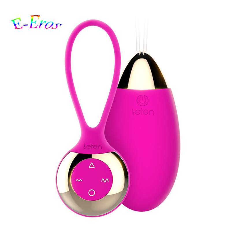 Фото ORISSI Silicone Vibrating Egg Waterproof Wireless Remote Control Vibrators massager Sex Products Sex Toys For Woman