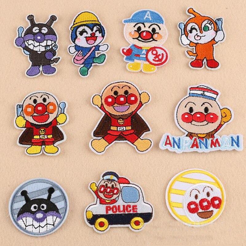 Embroidered Akira Capsule Gang Patch Japanese Manga Series Anime Iron-On