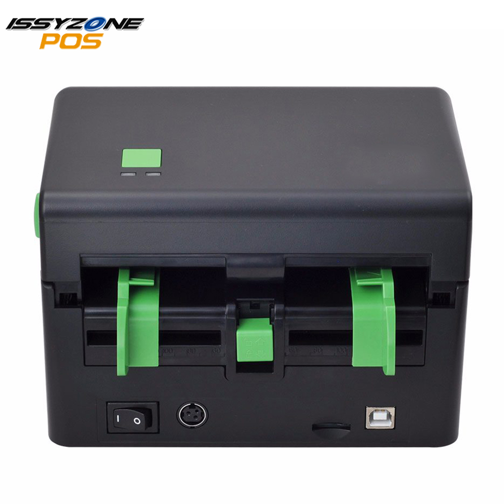 ITPP072 высокое качество 108 мм 4 дюйма тепловой этикетки штрих кода usb порт для принтера доставки накладной логистики супермаркета бесплатное программное обеспечение - 3