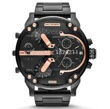 Водонепроницаемый Спорт Цифровые Часы Мужчины Аналоговые Цифровые Часы Марка Мужчины Роскошные Кварцевые Наручные часы Мужчин Спортивные Часы