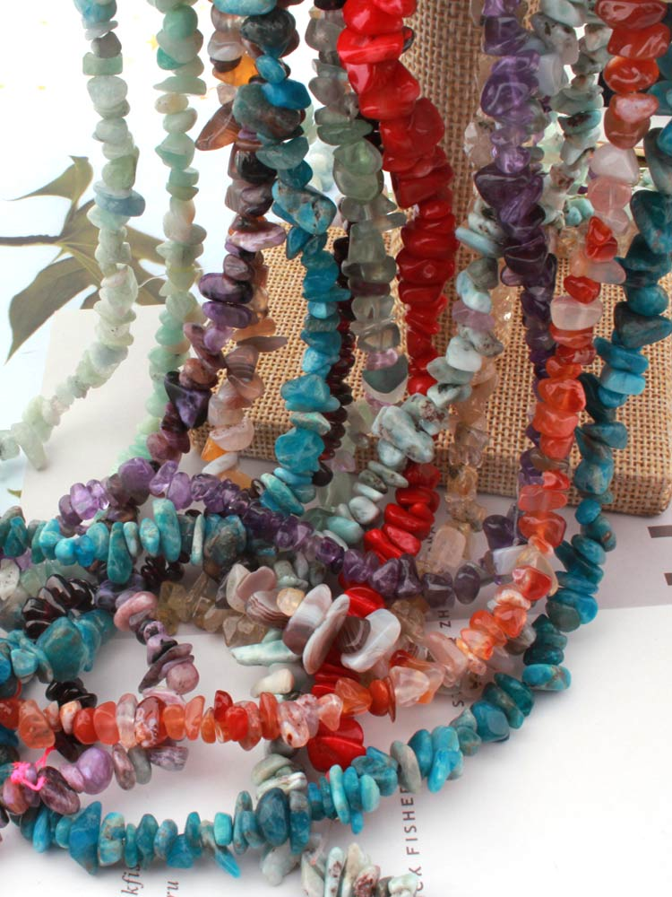 """54/"""" Long Strand Red Sponge Coral Barrel /& Wood Round Beads 6mm-12mm Necklace"""