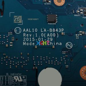 Image 4 - CN 0F0T2K 0F0T2K F0T2K AAL10 LA B843P w 3205U CPU 920 M/1 GB GPU für Dell 5458 5558 5758 Laptop notebook PC Motherboard Mainboard