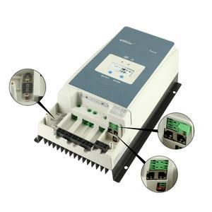Image 4 - EPever 50A MPPT Charge Controller 48 V/36 V/24 V/12 V Max 150V 2500W Input Negative Ground Fit AGM ปิดผนึกเจลน้ำท่วมแบตเตอรี่ LCD
